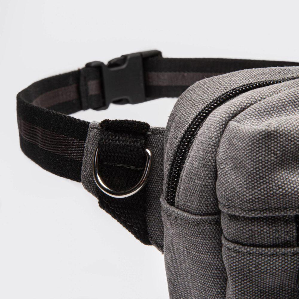 Belt Bag Basalt Detalj