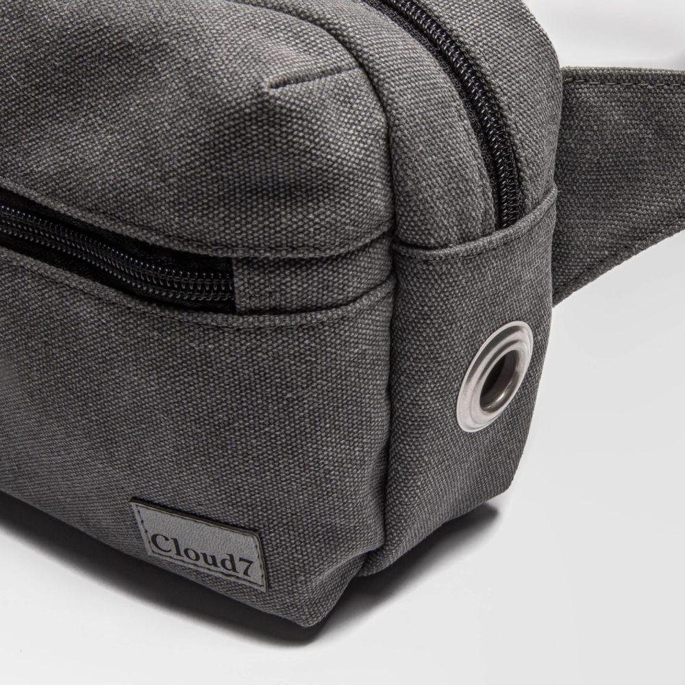 Belt Bag Basalt Detalj 3